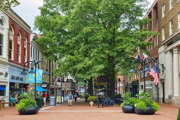 Charlottesville Rejuvenating Destinations