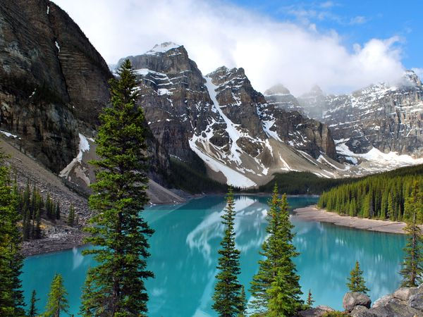 Banff Rejuvenating Destinations