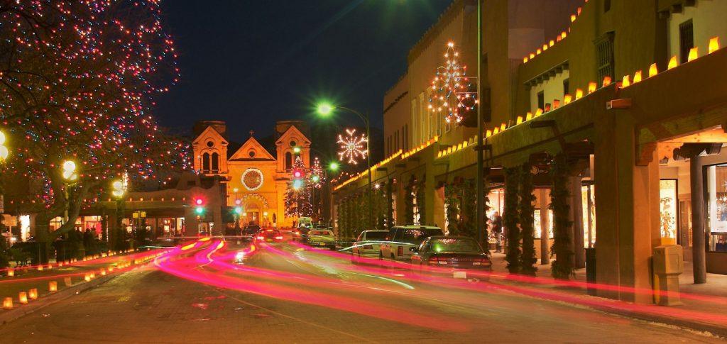 Santa Fe rejuvenating destinations