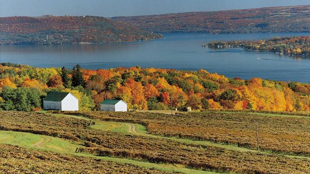 Finger Lake Rejuvenating Destinations