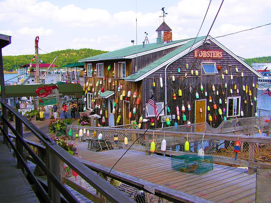 Bar Harbor rejuvenating destinations